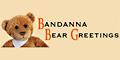 Bandanna Bear Greetings