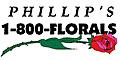 Phillip's 1-800-FLORALS