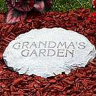 Personalized Resin Garden Stepping Stone