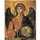 St Michael Archangel Byzantine Icon Print