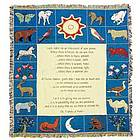 St. Francis Prayer Blanket