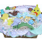 Everything Bathtime Baby Gift Basket