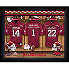 Personalized Arkansas Razorbacks Print
