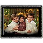 Prestige Full Color Tapestry Photo Throw