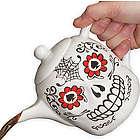 Lucky Skull Teapot