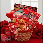 My Little Valentine Children's Gift Basket