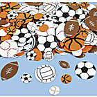 Foam Self Adhesive Sport Ball Shapes