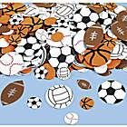 Foam Self Adhesive Sport Ball Shapes