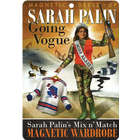 Sarah Palin Magnetic Dress Up Set