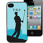 Personalized Golf Case for iPhone and 4S