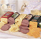 Jumbo Cheese And Sausage Gift of 4