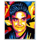 Robbie Williams Oil Painting 8x10 Giclee Print