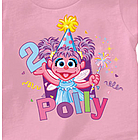 Personalized Abby Cadabby Birthday T-Shirt