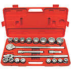 21-Piece 3/4 Inch Drive Socket Set