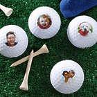 12 Personalized Photo Golf Balls