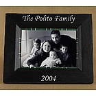 Personalized Family Picture Frame