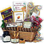 Healthy Choices Gourmet Food Basket