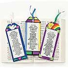 The Lord's Prayer Bookmark Craft Kit