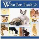 What Pets Teach Us Book