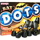 Bat Halloween Dots 7oz Box