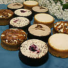 Assorted Mini Cheesecakes 12 Piece Gift Tin