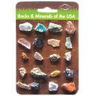 Retro Rocks & Minerals Set