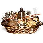 Ultimate Gourmet Caramel Apple Gift Basket