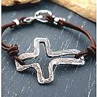 Follow Your Faith Bracelet