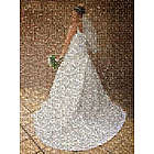Photo Mosaic 16x20 Framed Print