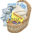Boy Nap Time Gift Basket