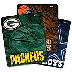 Plush NFL Blanket
