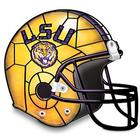Louisiana State University Tigers Football Helmet Lamp