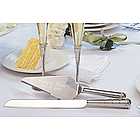 Personalized Royal Cake Server Set