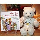 Children's 'Loss of Grandparent' Sympathy Basket