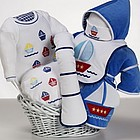 Baby Sail-A-Way Gift Basket