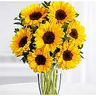 Sunflower Radiance Bouquet