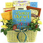 Senior Moment Birthday Gift Basket