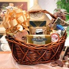 Chocolate Gourmet Gift Basket in Medium
