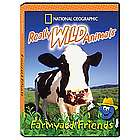 Really Wild Animals Farmyard Friends DVD