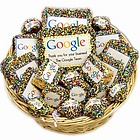 24 Piece Corporate Logo Gift Basket