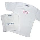 Big Brother/Big Sister Sibling T-Shirt