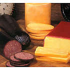 Wisconsin Cheese and Sausage Combination Gift Box