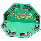 2-in-1 Poker/Blackjack Table Top