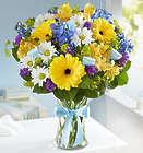 Sweet Baby Boy Arrangement Large Bouquet