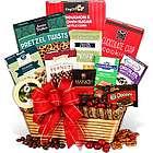 Last Minute Gourmet Christmas Gift Basket