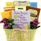 Angels Among Us Gift Basket