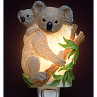 Mom and Baby Koala Bear Night Light