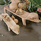 Hand Carved Pig Tray