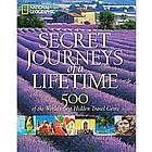 Secret Journeys of a Lifetime Book
