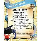 Graduation Congratulation II Art Print and Invitation